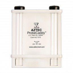 probe caddy, AZ7075, vaginal probe, probe storage, ultrasonic probe