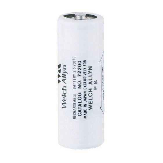 WA 72200, Welch Allyn Battery 72200, otoscope handle battery