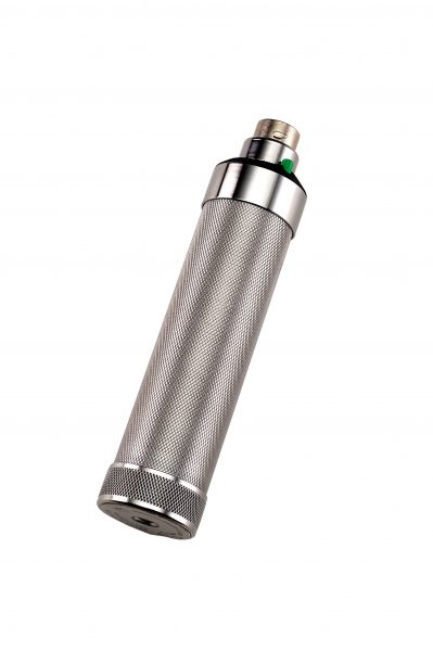 Welch Allyn Rechargeable Handle, 71670, WA71670, otoscope handle, welch allyn rechargeable handle, 3.5v handle