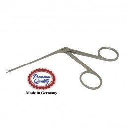 0.9mm oval cup ear forcep