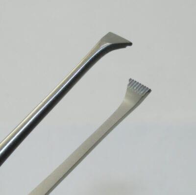 Graefe Fix Forcep jaw E1562